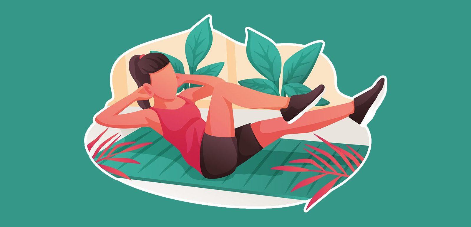 Tabata Workout, 4 Minuten Training