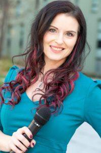 Danja Bauer, Webinar Zoom Präsentation verbessern