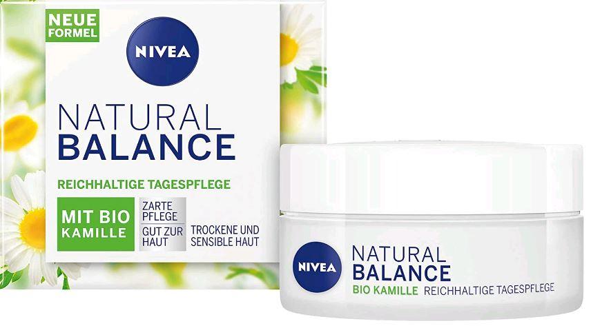 NIVEA Natural Balance Reichhaltige