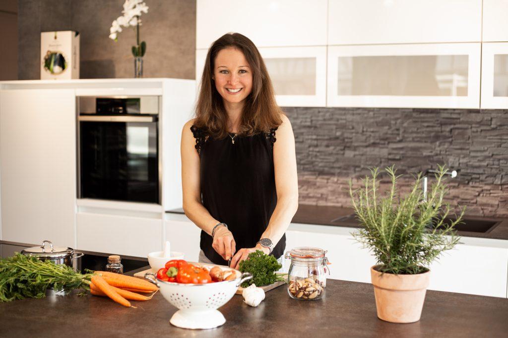 Jessica Rombach, Ernährungscoaching