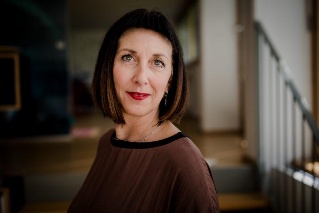 Sabina Haas Psychologin