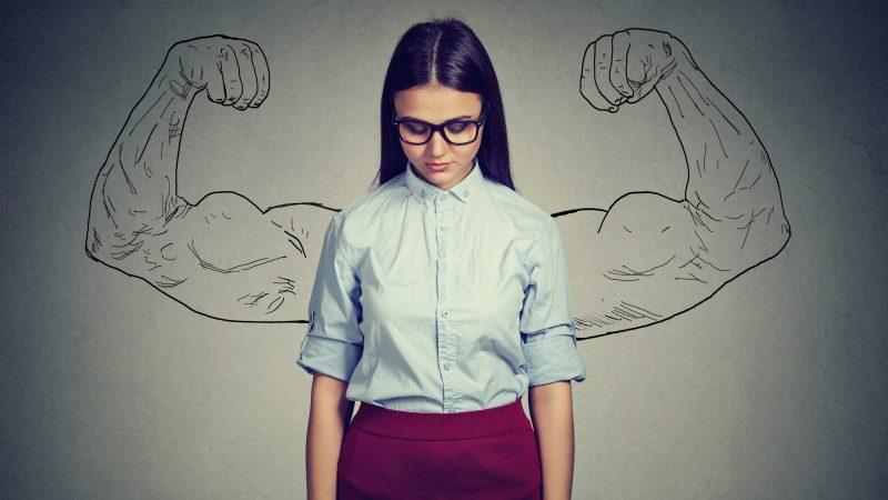 Selbstwertgefühl stärken und test