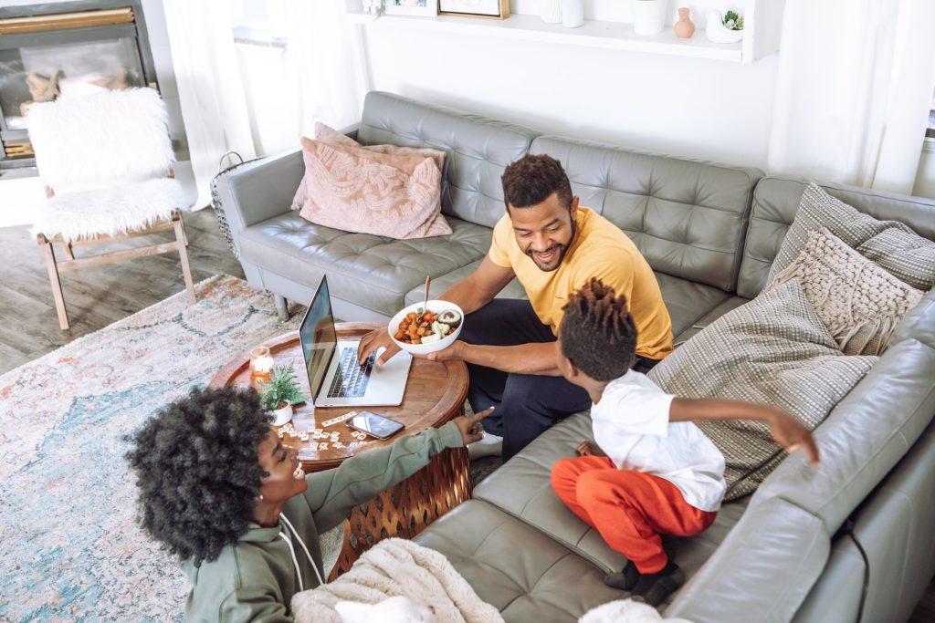 Tipps Familie, Haushalt und Arbeit im Gleichgewicht