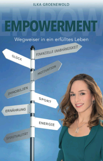 Ilka Groenewold Buch Empowerment