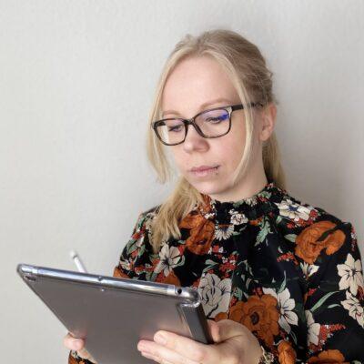Franziska Kröger - Außergewöhnliches Hörerlebnis durch Podcastoptimierung