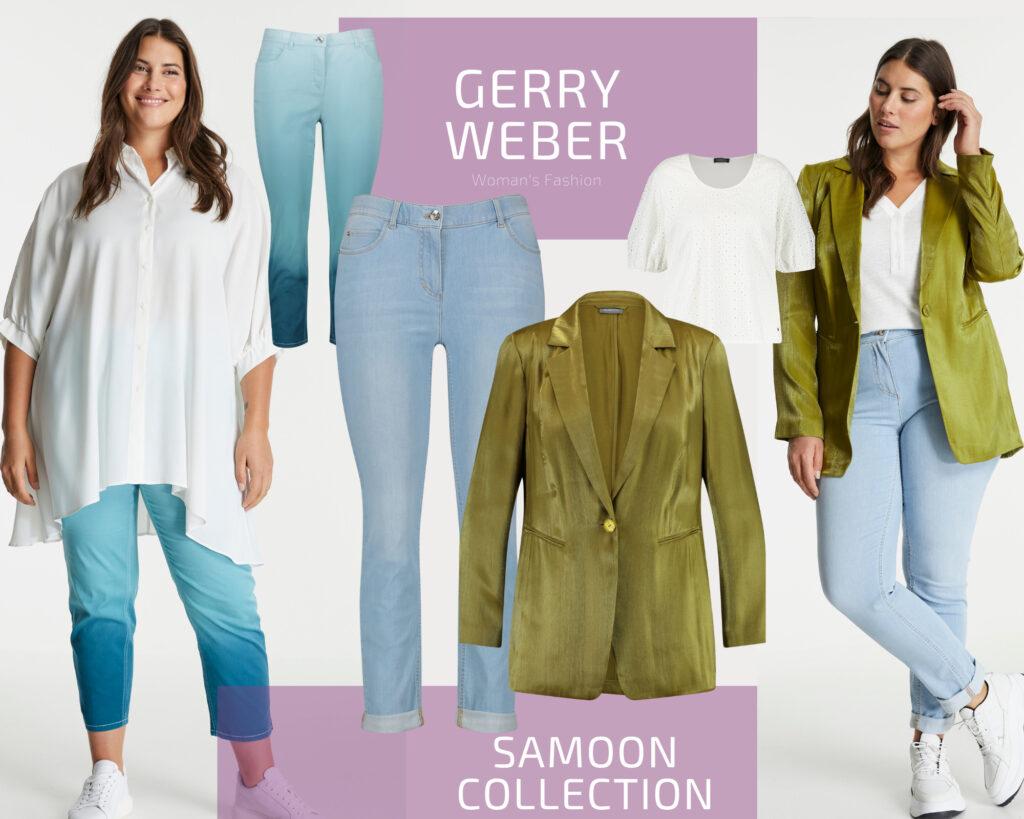 Gerry Weber Samoon Collection