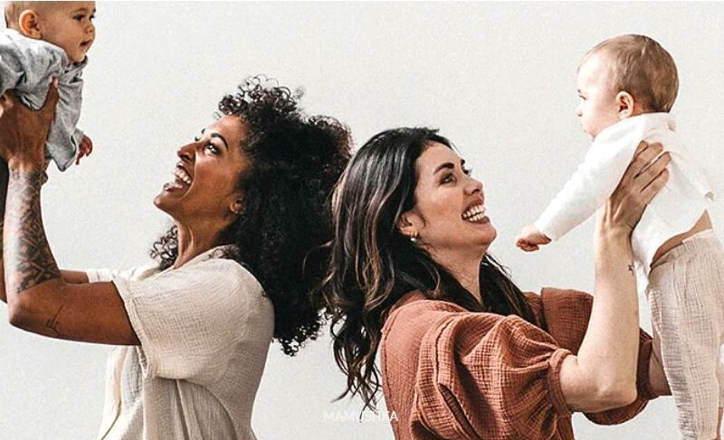 Mamushka the new motherhood