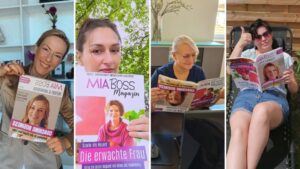 MiaBoss Ausgabe 1 Leserinnen
