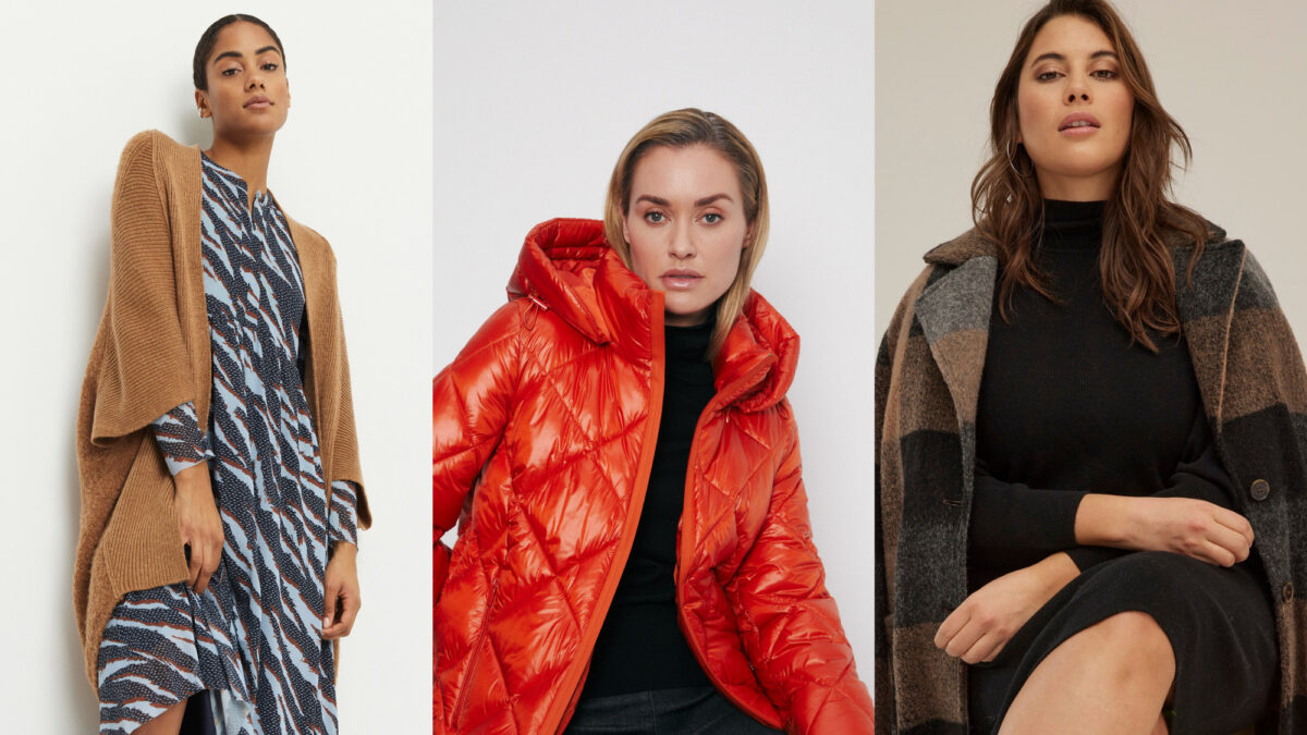 Modetrends Herbst Winter - die neue Gerry Weber Kollektion