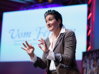Erfolgreichste weibliche Vertriebstrainerin Daniela A. Ben Said